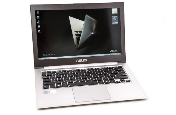 Zenbook Prime display