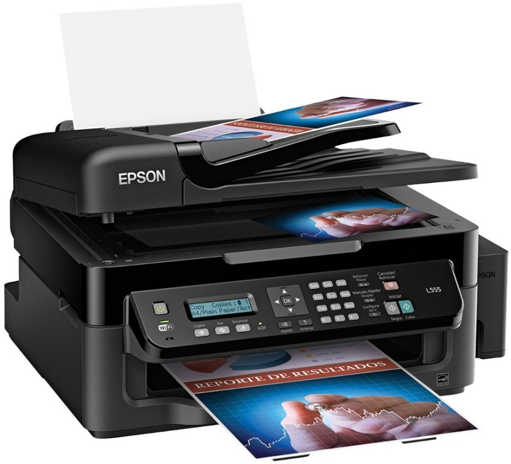 Review Epson L555 Winmag Pro