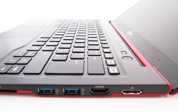 Fujitsu U772 keyboard