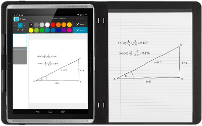 HP Pro Slate Digitized Writing