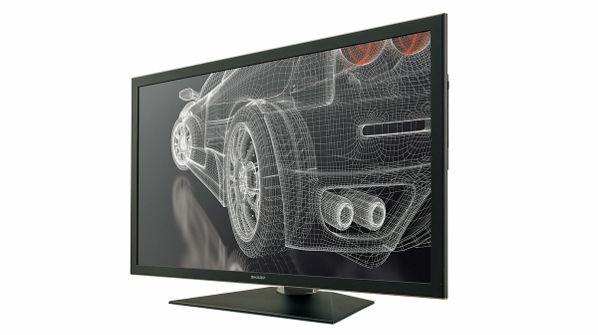 Sharp 4K-monitor