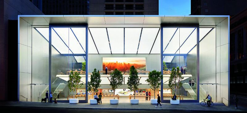 Apple Store Union Square