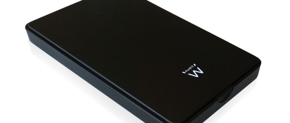 WINMAG #100: Ewent Encrypted Hard Disk Enclosure