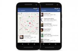 Facebook 'Find Wifi'