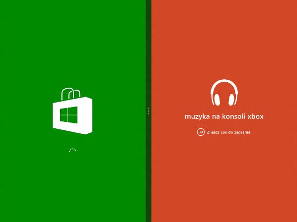 Windows Blue: split screen Metro-apps
