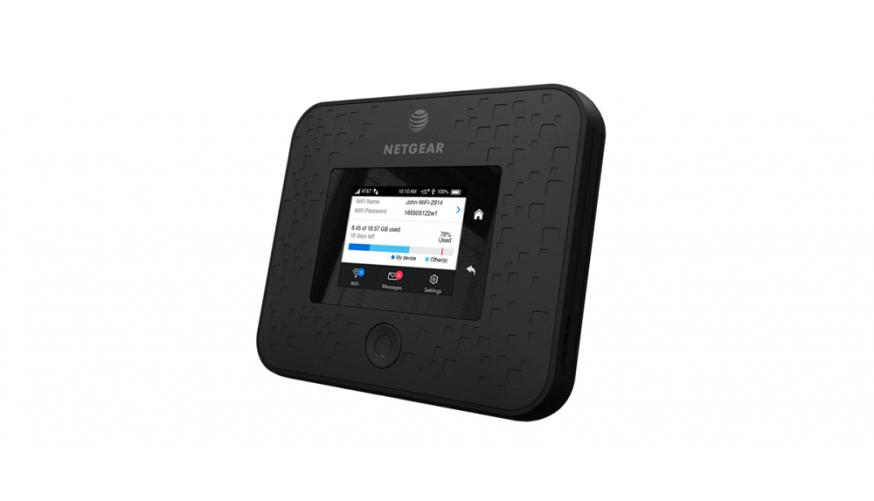 NETGEAR, 5G-hotspot, 5G, hotspot, netwerk, AT&T, NETGEAR Nighthawk® 5G Mobile Hotspot