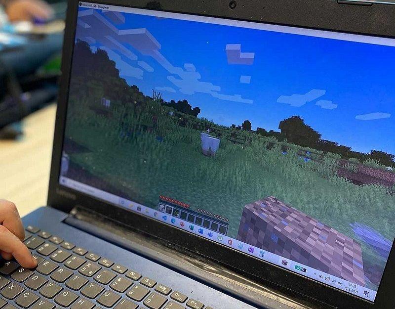 Deep Dive, Bit Academy, Minecraft, coderen, software, leren coderen, game design, ICT