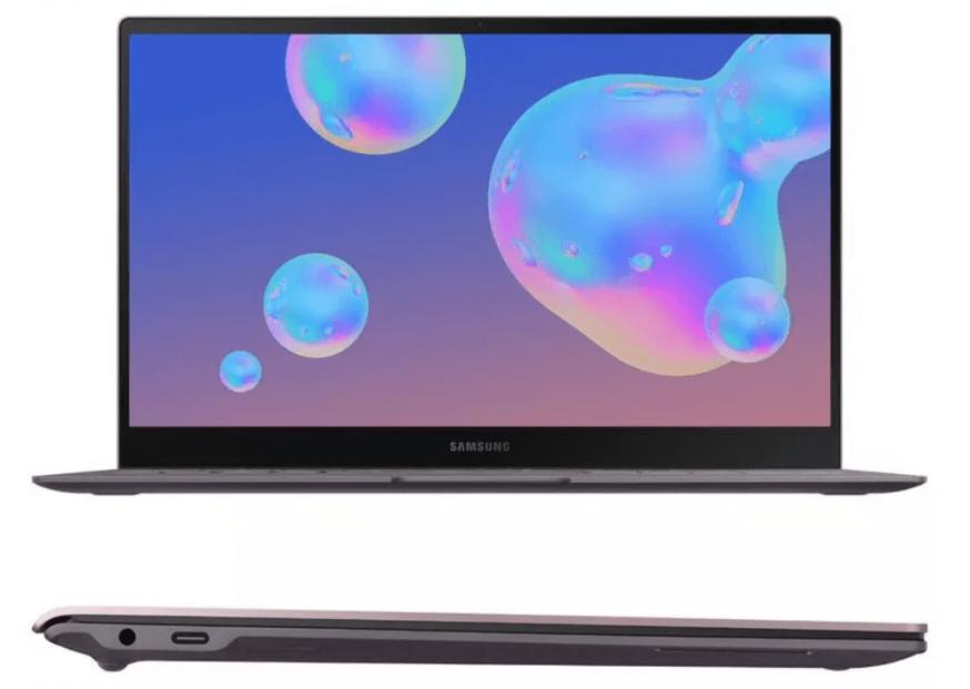 Samsung, gelekte foto's Samsung Galaxy Book S, Samsung Galaxy Book S, Galaxy Book S, laptop