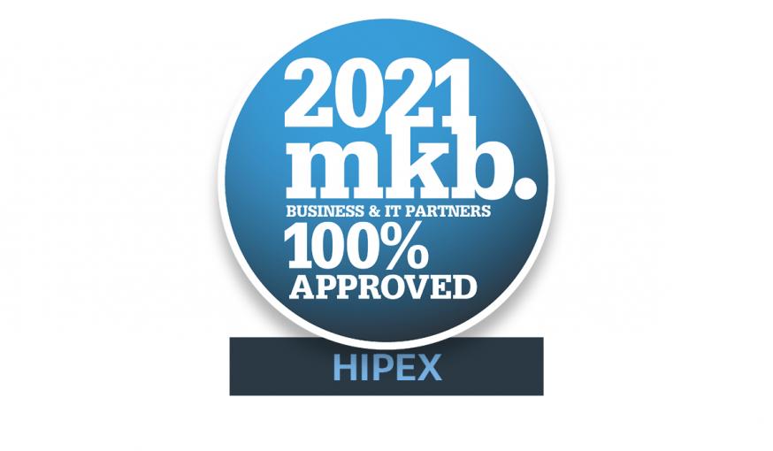 Hipex, MKB Proof Awards, awards, ondernemerschap, hosting, website