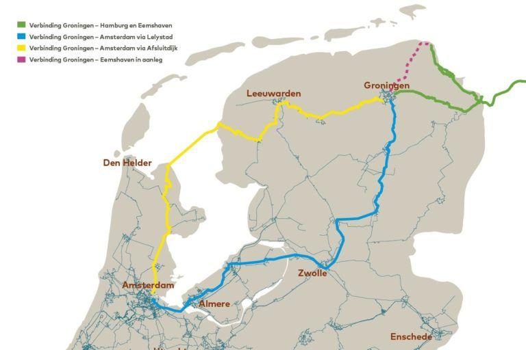 Glasvezel Eemshaven