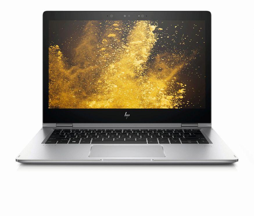 HP EliteBook x360 vooraanzicht