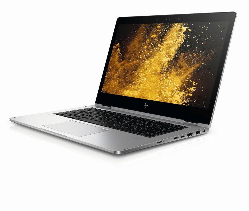 HP EliteBook x360 zij-aanzicht