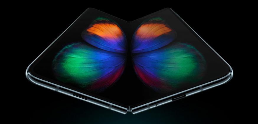 Samsung, galaxy fold, samsung galaxy fold, vouwbare telefoon, mobiel device