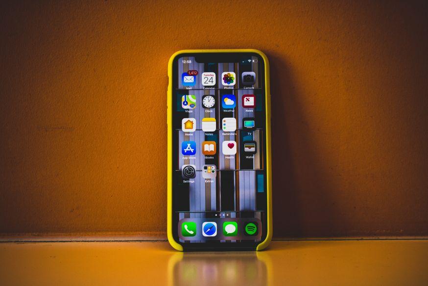 onbreekbare iPhones