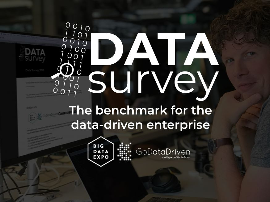 Doe mee met de Data Survey 2018