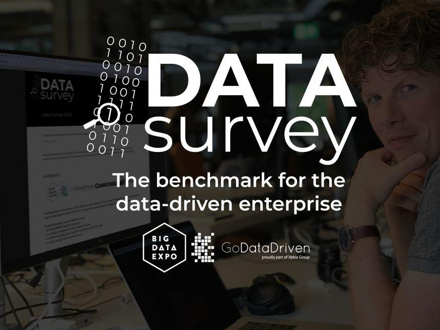 Doe mee met de Data Survey 2018