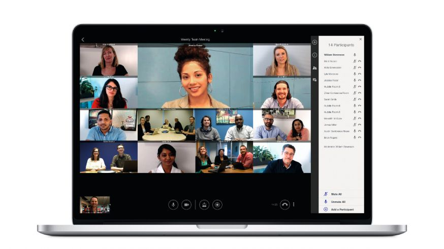 Lifesize Video Conference App
