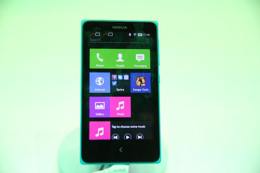 Toestel van Nokia