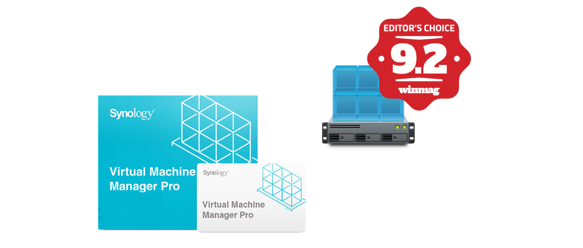 Synology Virtual Machine Manager: virtualisatie in een